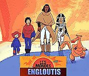 Ogida Le Cherokee (The Token Of The Manitou) The Cartoon Pictures