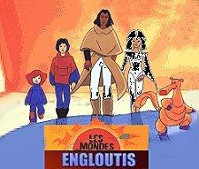 Les Mondes Engloutis Episode Guide Logo
