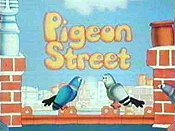 Pigeon Post Free Cartoon Picture