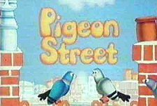 Pigeon Street Episode Guide Logo