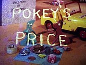 Pokey's Price Cartoon Character Picture