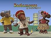 Rollin' Ragga Twins Cartoon Pictures