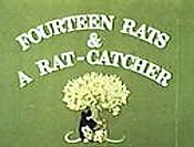 Fourteen Rats & A Rat-Catcher Picture Of Cartoon