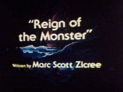 Reign Of The Monster Picture To Cartoon
