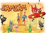 L'invisible Samsam (The Invisible Samsam) Cartoon Pictures