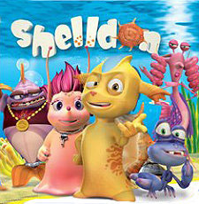 Shelldon Episode Guide Logo