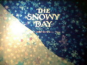 The Snowy Day Picture Of Cartoon