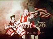 The Spirit Of '76 (Series) Cartoon Picture