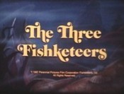 The Three Fishketeers Cartoon Character Picture