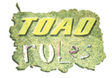 Toad Rules  Logo