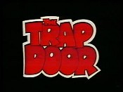 Don't Open That Trap Door Cartoon Character Picture