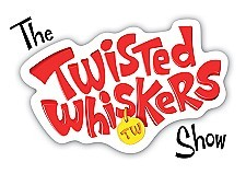 The Twisted Whiskers Show Episode Guide Logo