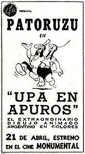 Upa En Apuros Cartoon Picture