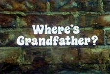 Where's Grandfather? Cartoon Character Picture