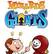 Magos Y Gigantes (Wizards & Giants) Cartoon Character Picture