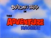The Adventure Machine Cartoon Character Picture