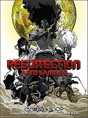 Afro Samurai: Resurrection Pictures Of Cartoon Characters