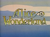 Alice In Wonderland Cartoon Picture