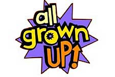 All Grown Up Episode Guide Logo