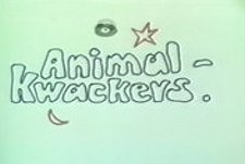 Animal Kwackers Episode Guide Logo