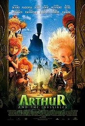 Arthur Et Les Minimoys (Arthur And The Invisibles) Picture Into Cartoon