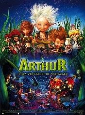 Arthur Et La Vengeance de Maltazard (Arthur And The Revenge Of Maltazard) Picture Into Cartoon