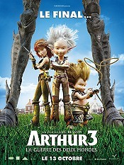 Arthur et la Guerre Des Deux Mondes (Arthur 3: The War of the Two Worlds) Pictures To Cartoon