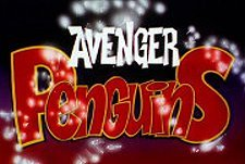 Avenger Penguins Episode Guide Logo
