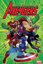 Avengers Assemble! Cartoon Picture