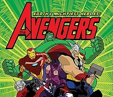 The Avengers: Earth's Mightiest Heroes Episode Guide Logo