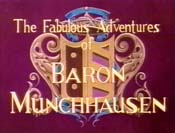 Les Fabuleuses Aventures Du Baron De Munchausen (The Fabulous Adventures Of Baron Munchausen) Cartoon Picture