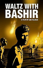 Vals Im Bashir (Waltz with Bashir) Cartoon Picture