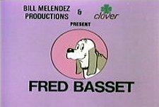Fred Basset  Logo