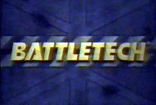 BattleTech: The Animated Series Episode Guide Logo