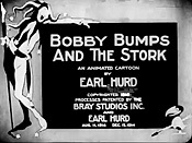 Bobby Bumps And The Stork Cartoon Picture