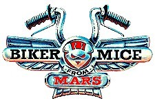 Biker Mice From Mars Episode Guide Logo