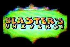 Blaster's Universe  Logo