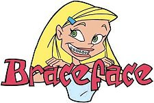 Braceface Episode Guide Logo