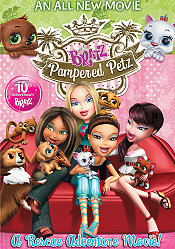 Bratz Pampered Petz Free Cartoon Pictures