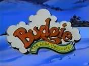 Budgie's Blizzard Picture Of Cartoon