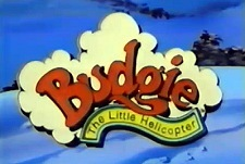 Budgie The Little Helicopter Episode Guide Logo