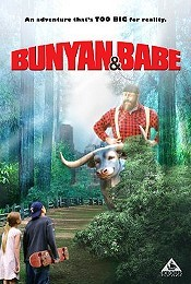 Bunyan & Babe Picture Into Cartoon