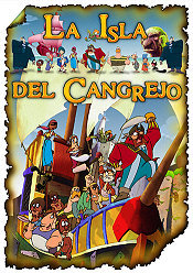 La Isla Del Cangrejo (The Island of the Crab) Pictures Of Cartoon Characters