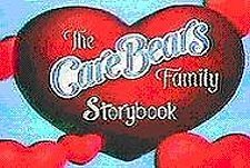 The Care Bears Family Storybook  Logo