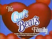 The Long Lost Care Bears Cartoon Pictures