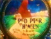 The Pied Piper Of Hamelin Picture Into Cartoon