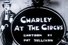 Charlie Theatrical Cartoon Series Logo