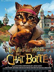 La V�ritable Histoire du Chat Bott� Cartoon Picture