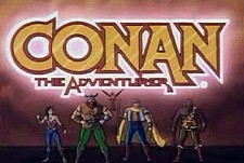 Conan: The Adventurer Episode Guide Logo