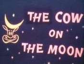 Krava Na Mjesecu (Cow On The Moon) Cartoon Funny Pictures